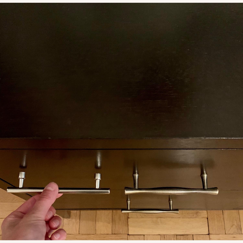 West Elm Six Drawer Dresser in Chocolate - image-3