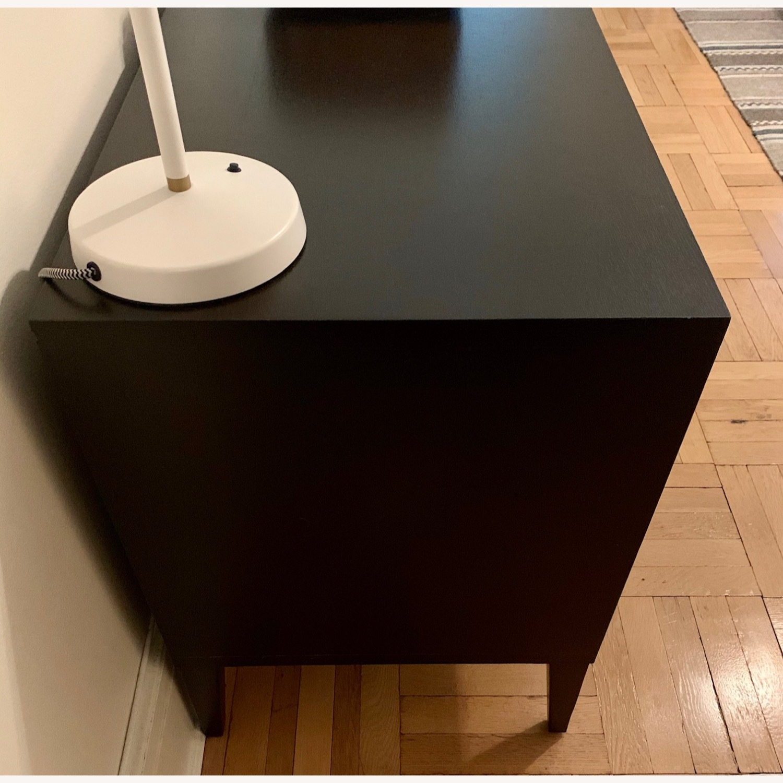 West Elm Six Drawer Dresser in Chocolate - image-2