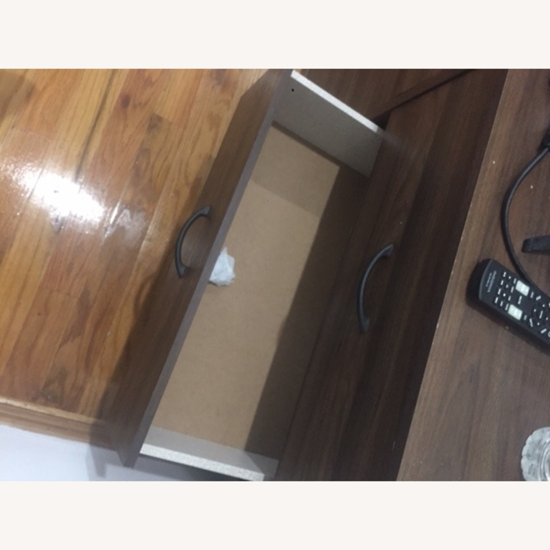 Wayfair Dark Brown Dresser - image-4