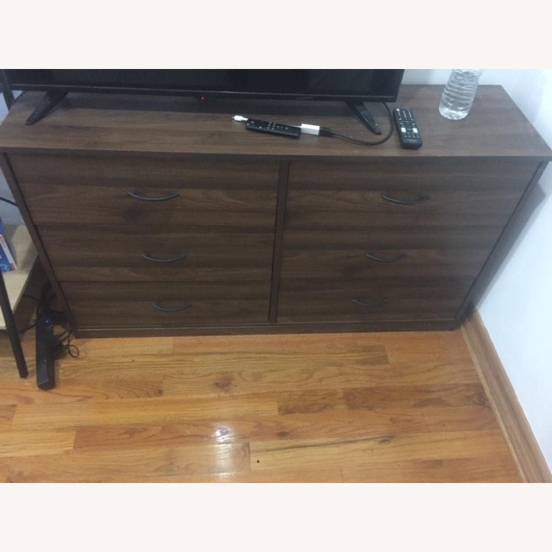 Wayfair Dark Brown Dresser - image-2