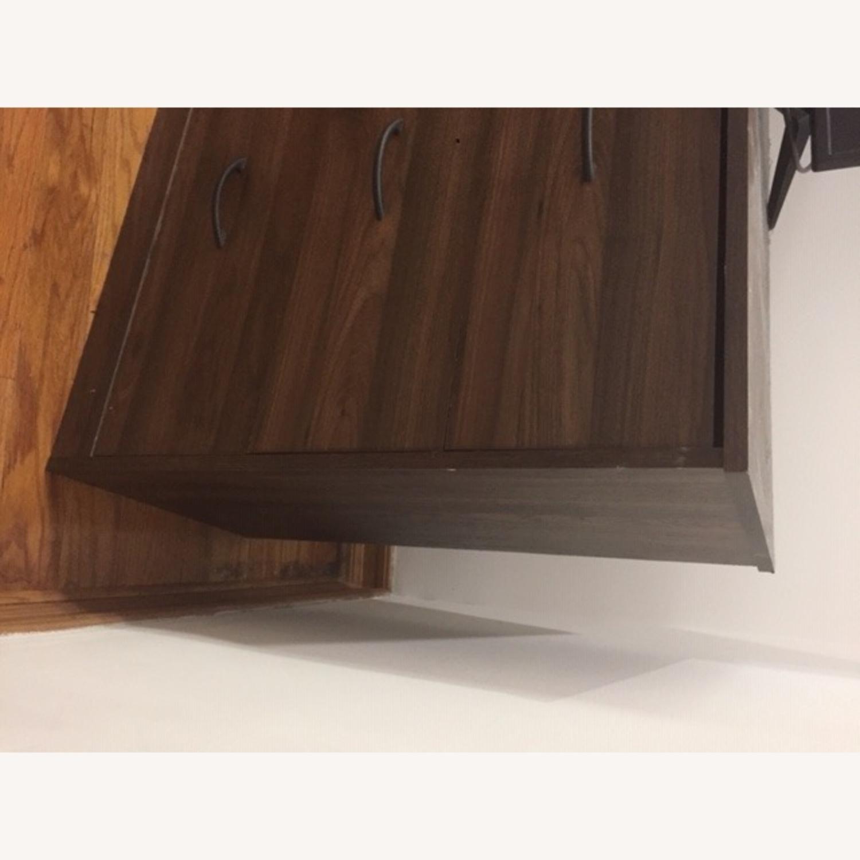 Wayfair Dark Brown Dresser - image-6