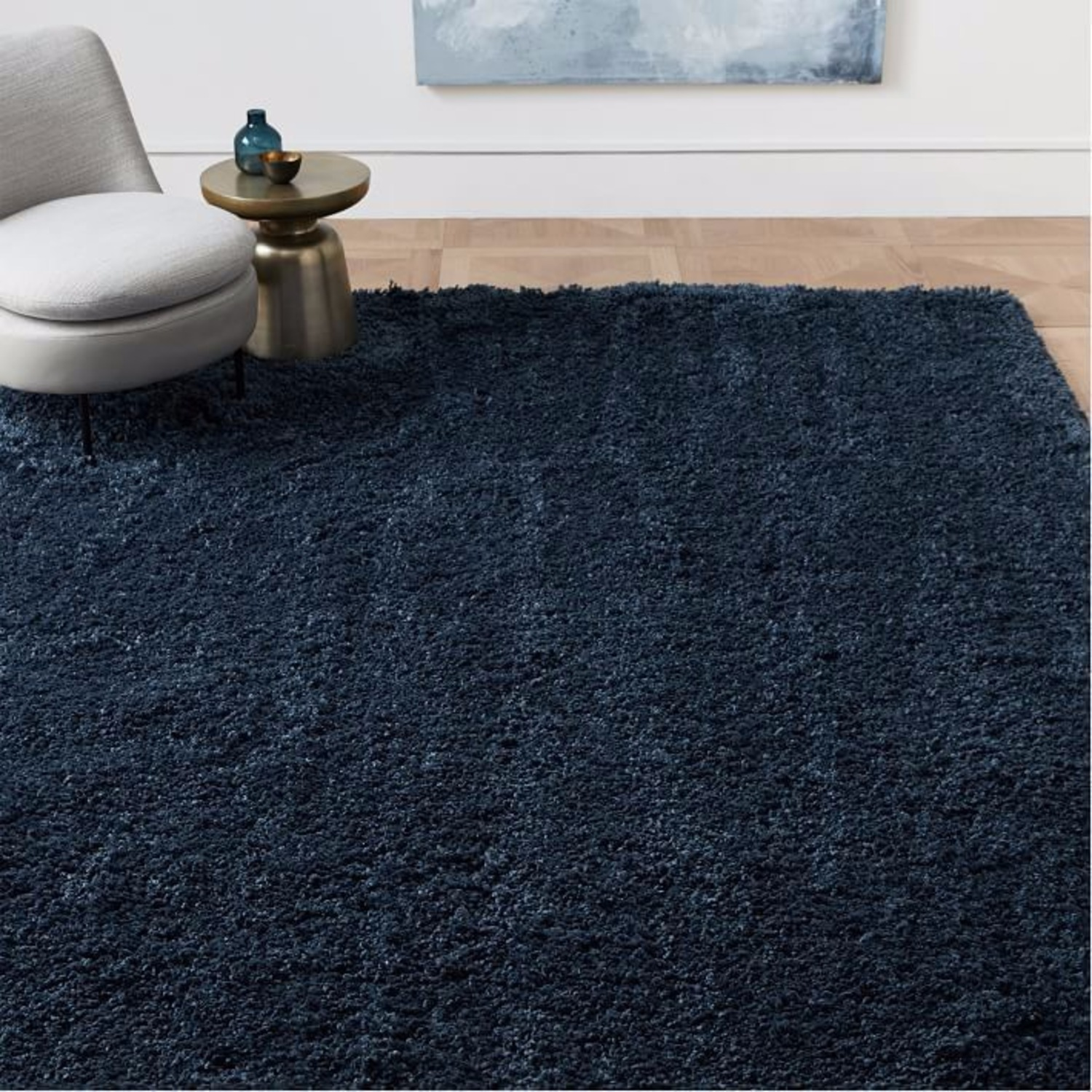 West Elm Cozy Plush Rug - image-1