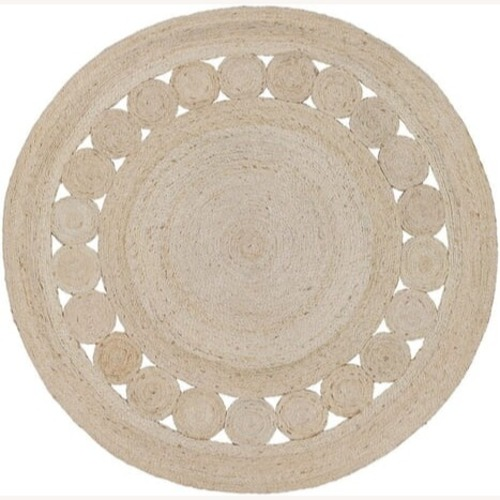 Used Jute Surya Sundaze Rug for sale on AptDeco