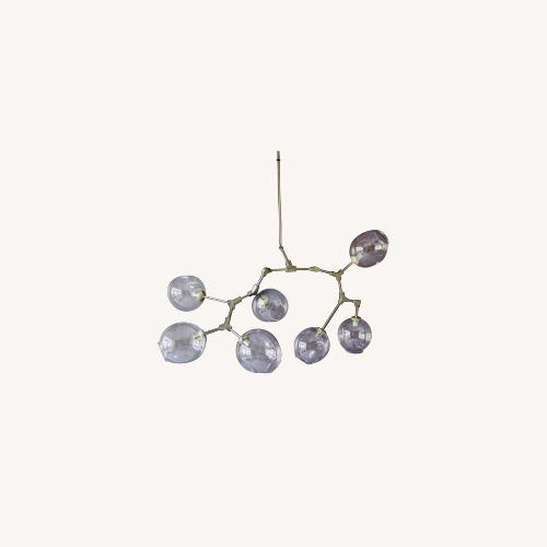 Used Modern Branching Bubble Chandelier for sale on AptDeco