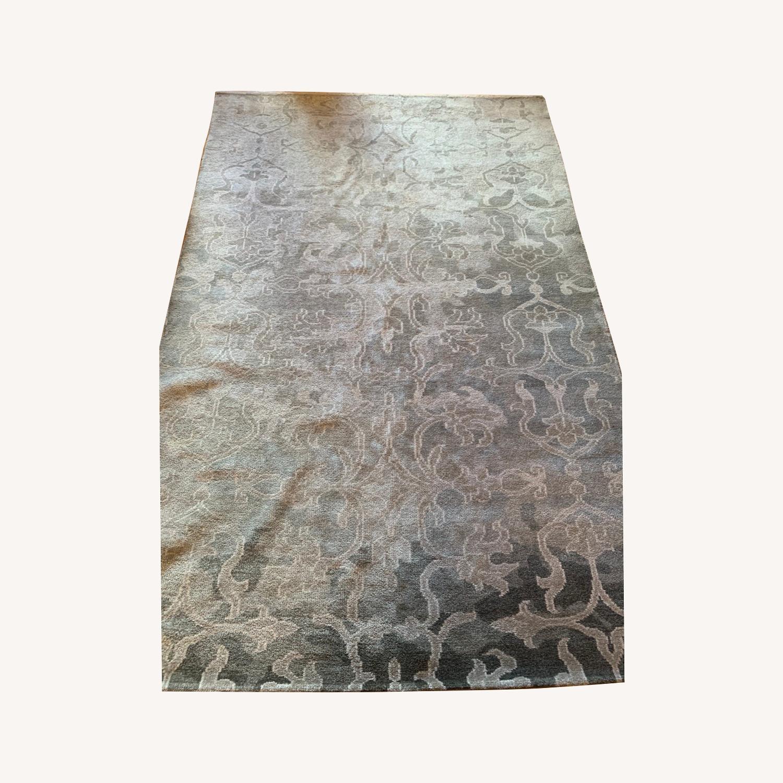 Room & Board Grey Filgiri Rug - image-0