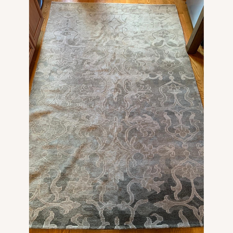 Room & Board Grey Filgiri Rug - image-1