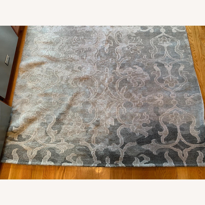 Room & Board Grey Filgiri Rug - image-2
