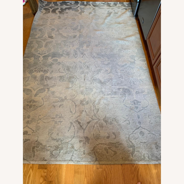 Room & Board Grey Filgiri Rug - image-5
