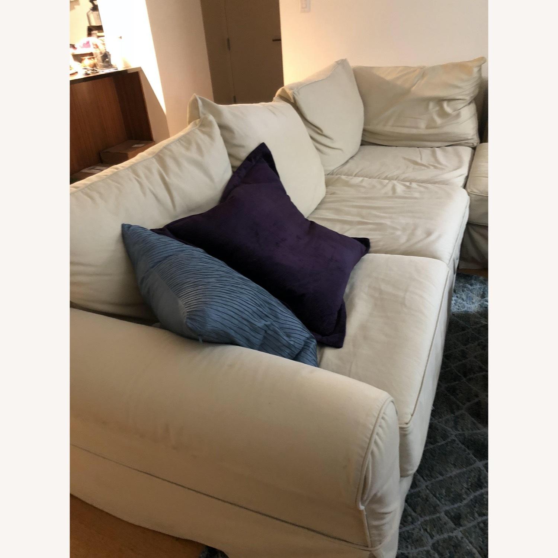 Pottery Barn PB Comfort 3-Piece Sectional Sofa - image-3