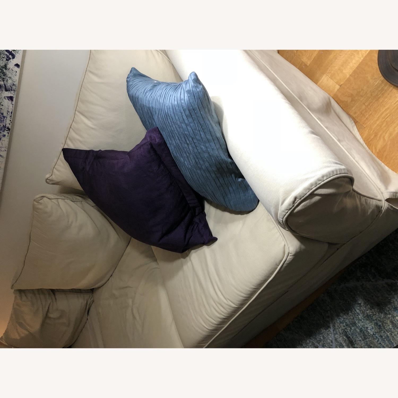Pottery Barn PB Comfort 3-Piece Sectional Sofa - image-4