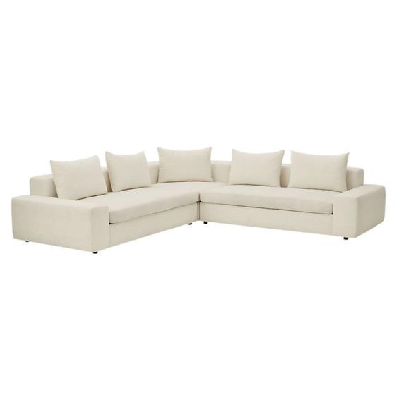 CB2 Arlo Sectional Sofa - image-6