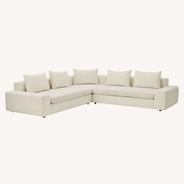 CB2 Arlo Sectional Sofa - image-0