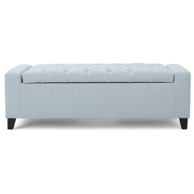 Joss & Main Upholstered Bed Bench - image-5
