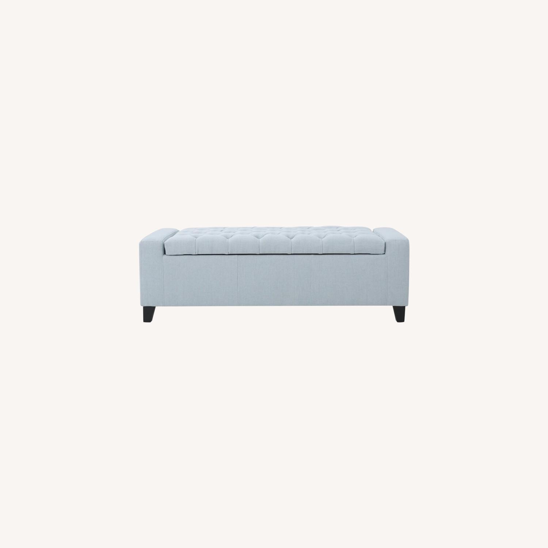 Joss & Main Upholstered Bed Bench - image-0