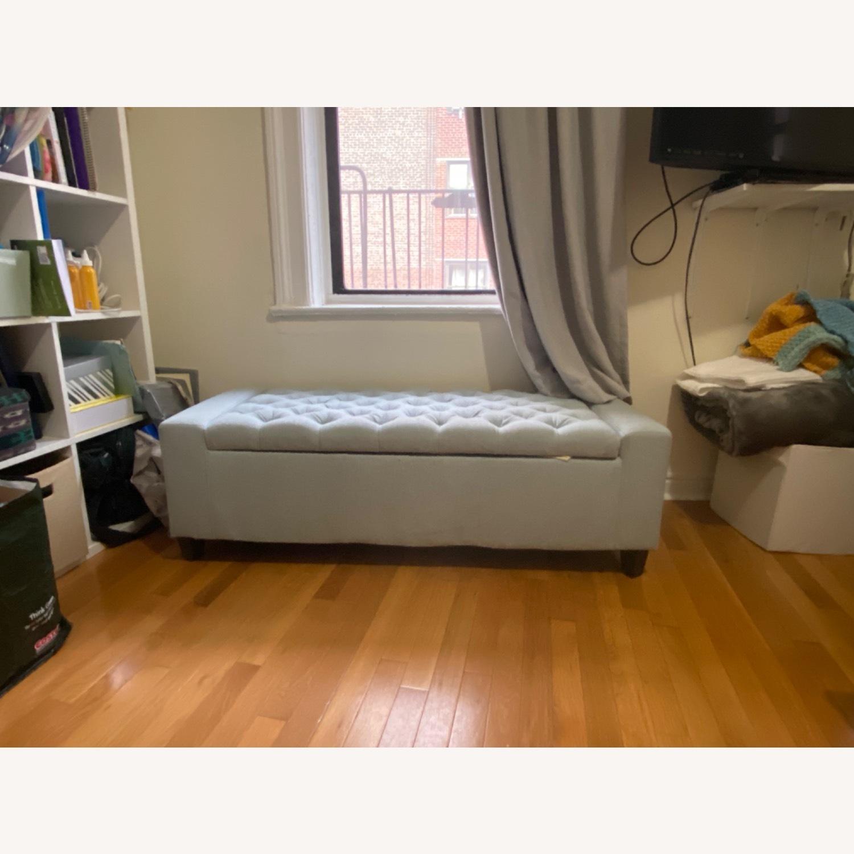 Joss & Main Upholstered Bed Bench - image-2