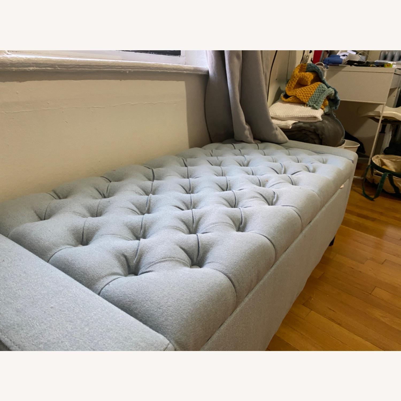 Joss & Main Upholstered Bed Bench - image-3
