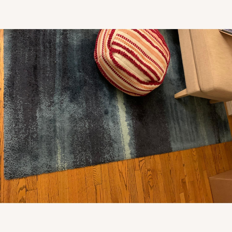 IKEA Multi Blue Rug - image-2