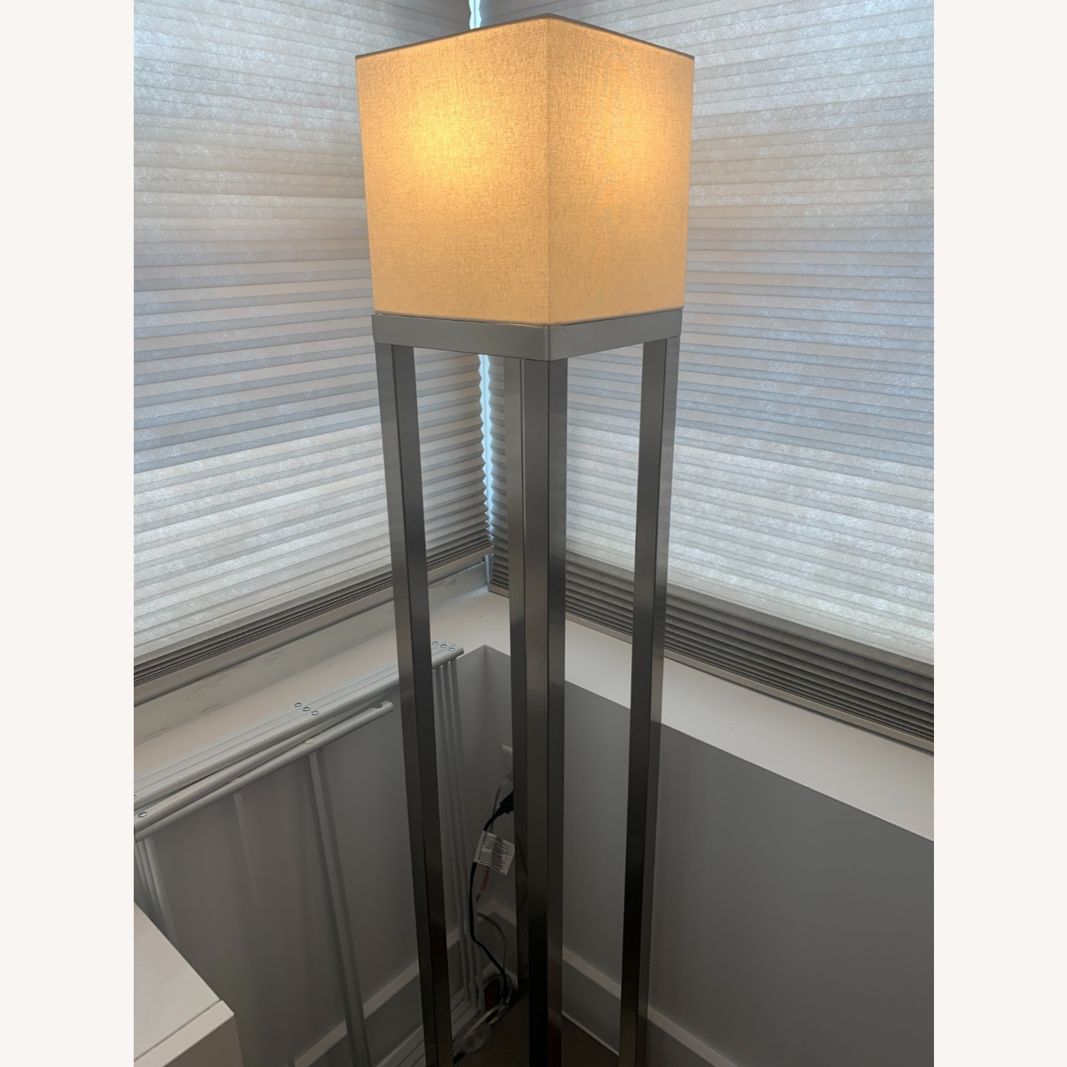 Crate & Barrel Aerin Floor Lamp - image-3
