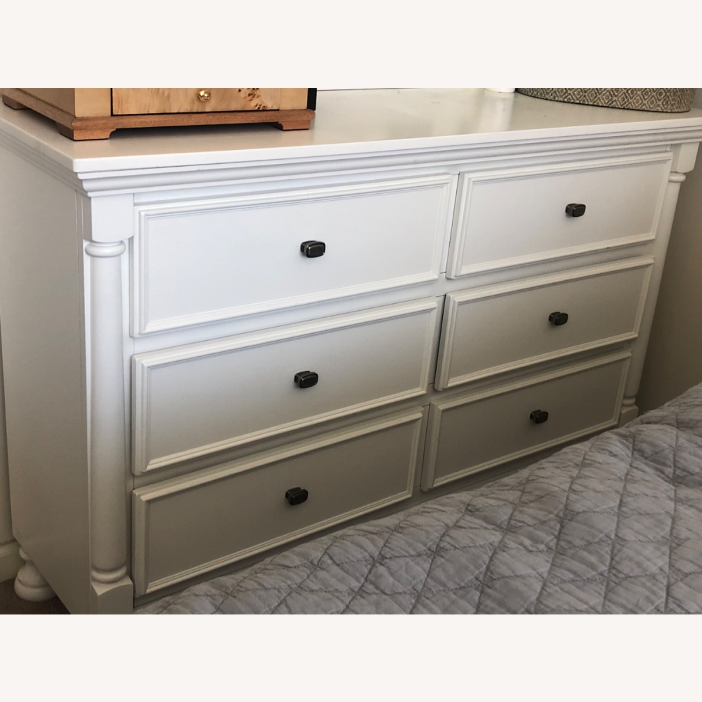 Ashley Furniture Kaslyn Dresser with Mirror - image-1