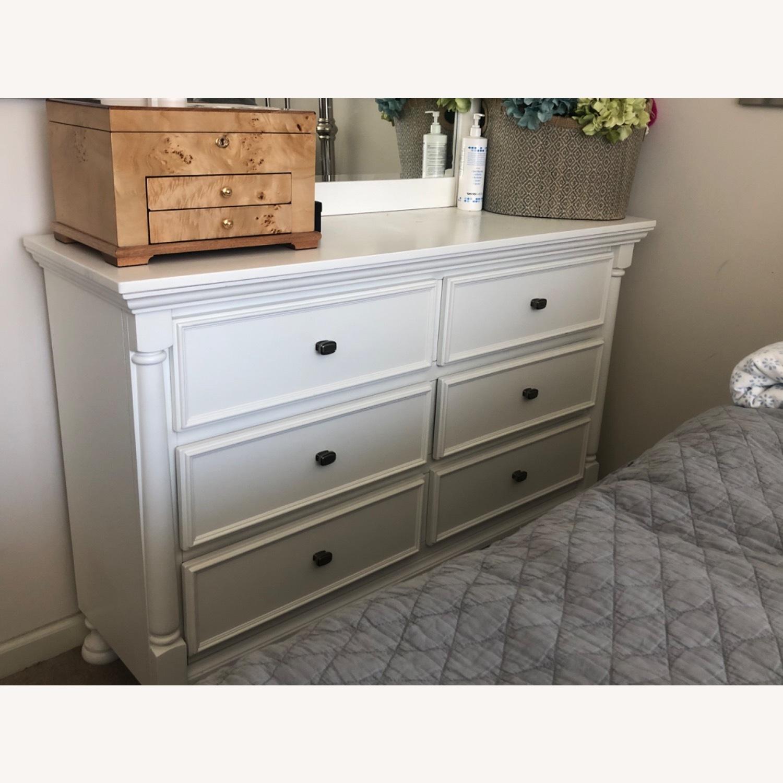Ashley Furniture Kaslyn Dresser with Mirror - image-3