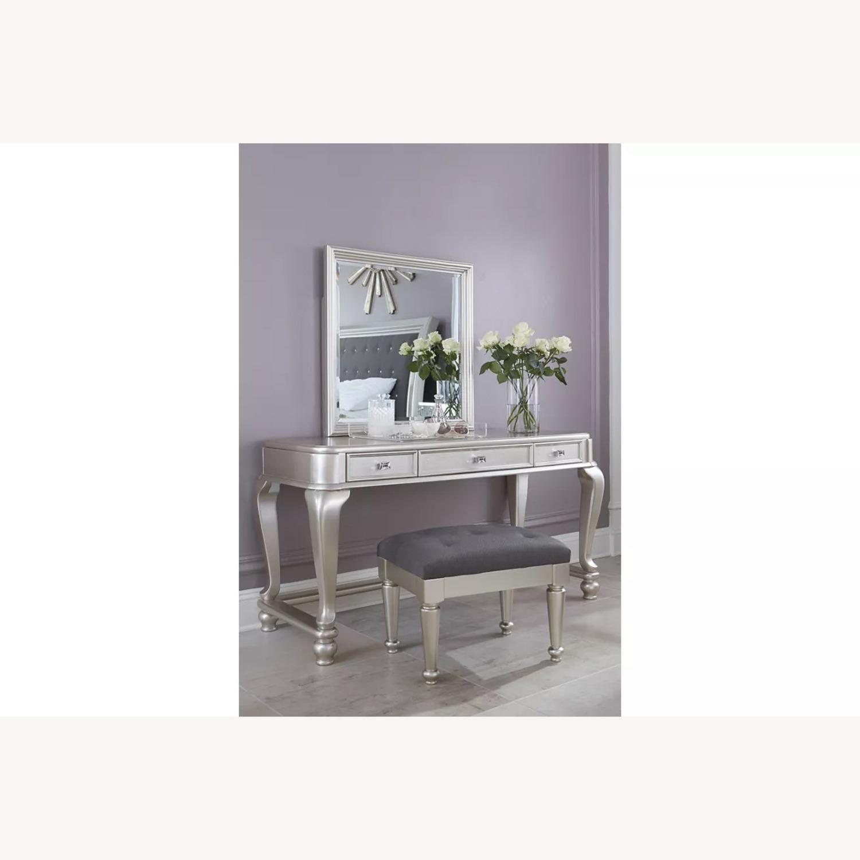 Ashley Furniture Coralayne Vanity with Seat - image-1