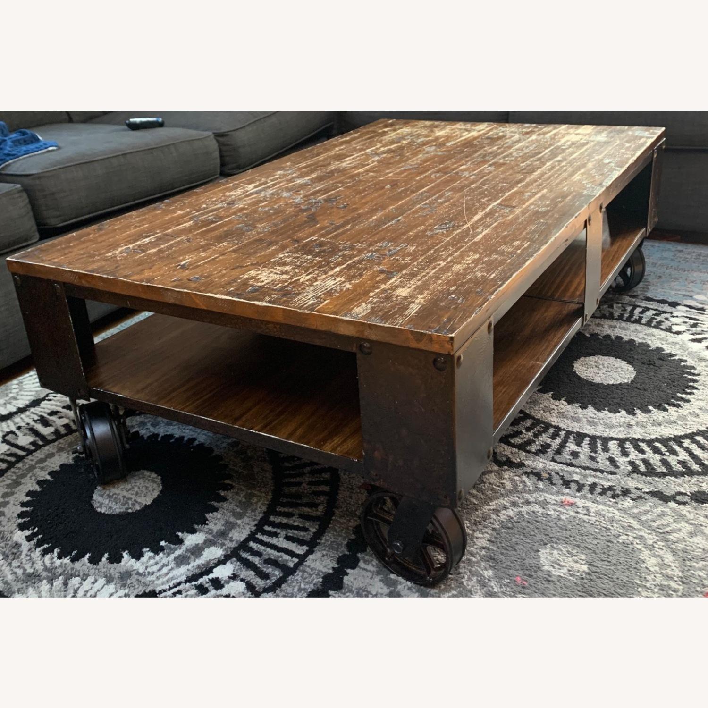 Raymour & Flanigan Coffee Table - image-4