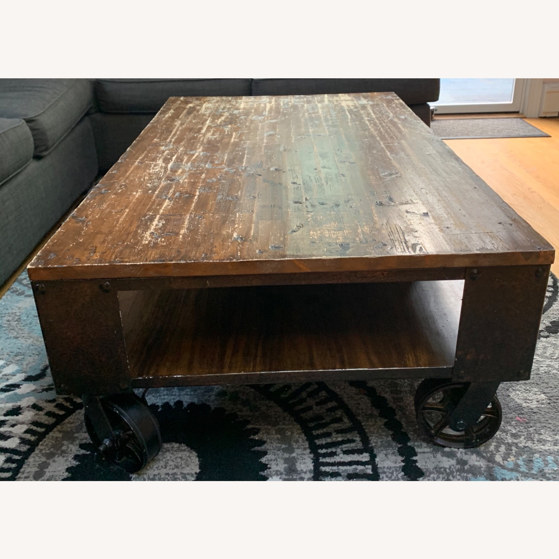 Raymour & Flanigan Coffee Table - image-3