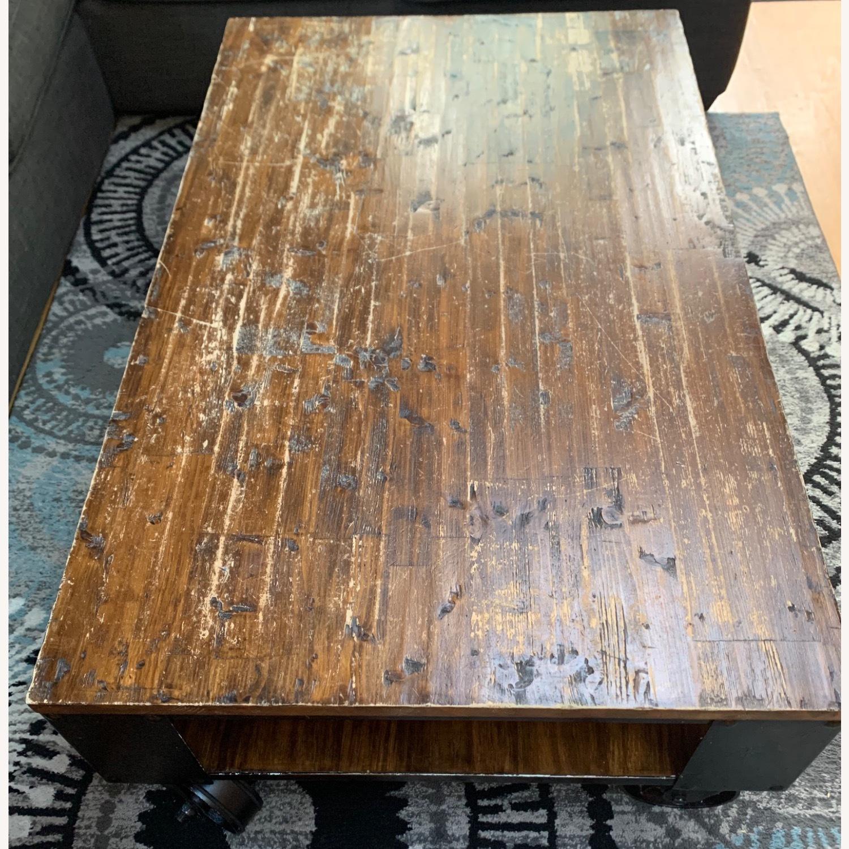 Raymour & Flanigan Coffee Table - image-2