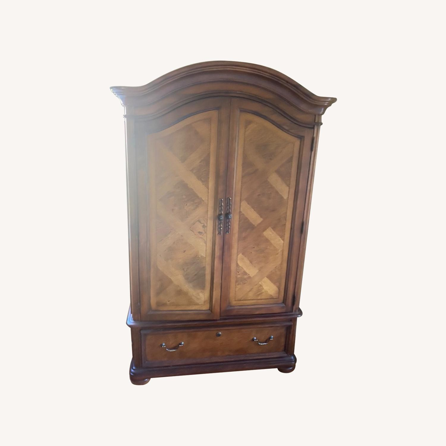 Thomasville Hills of Tuscany Armoire - image-0