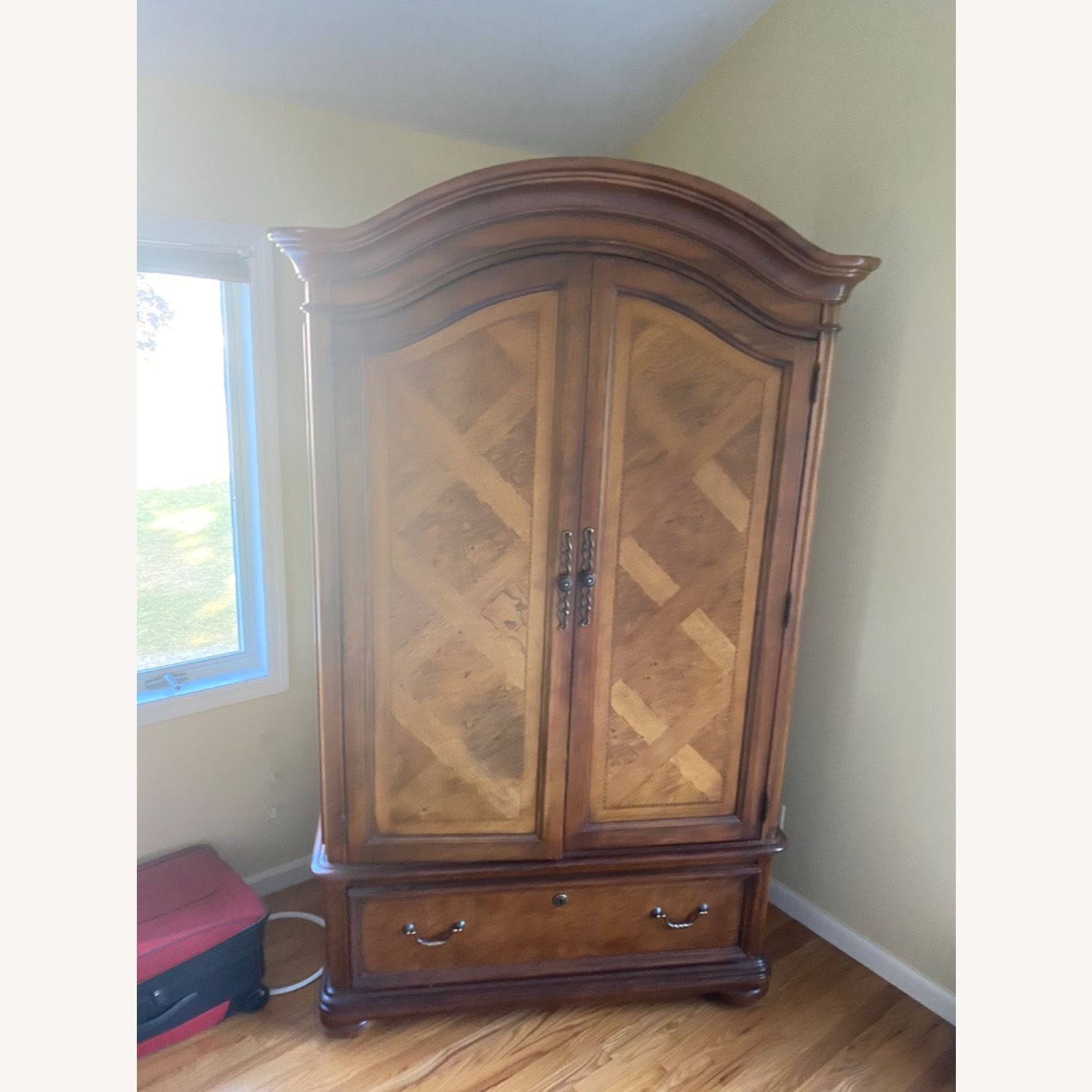 Thomasville Hills of Tuscany Armoire - image-1