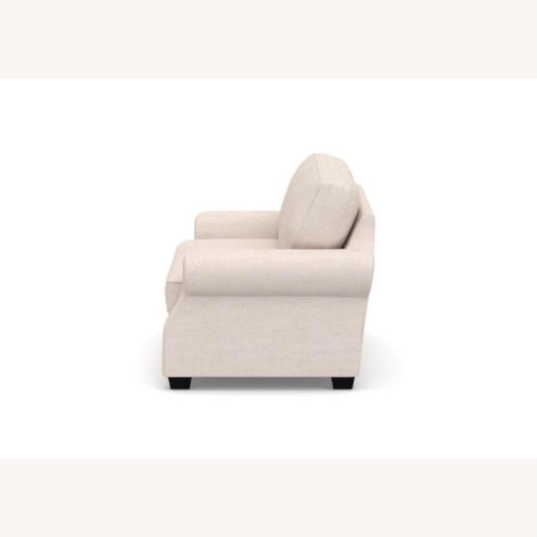 Pottery Barn SoMa Fremont Roll Arm Upholstered Sofa - image-4