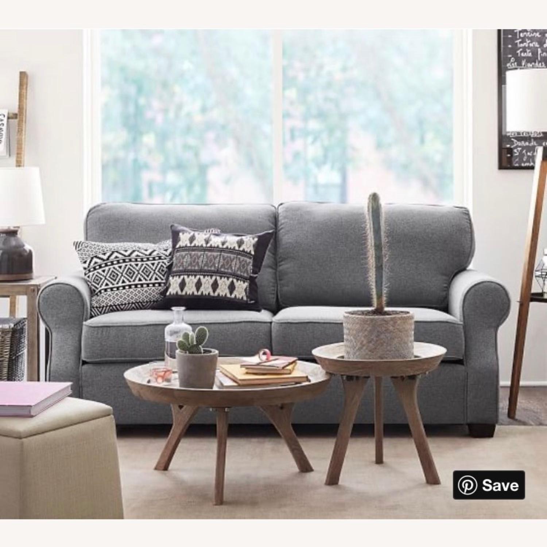 Pottery Barn SoMa Fremont Roll Arm Upholstered Sofa - image-3
