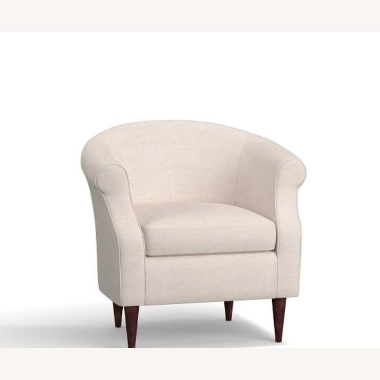 Pottery Barn SoMa Lyndon Upholstered Armchair - image-3