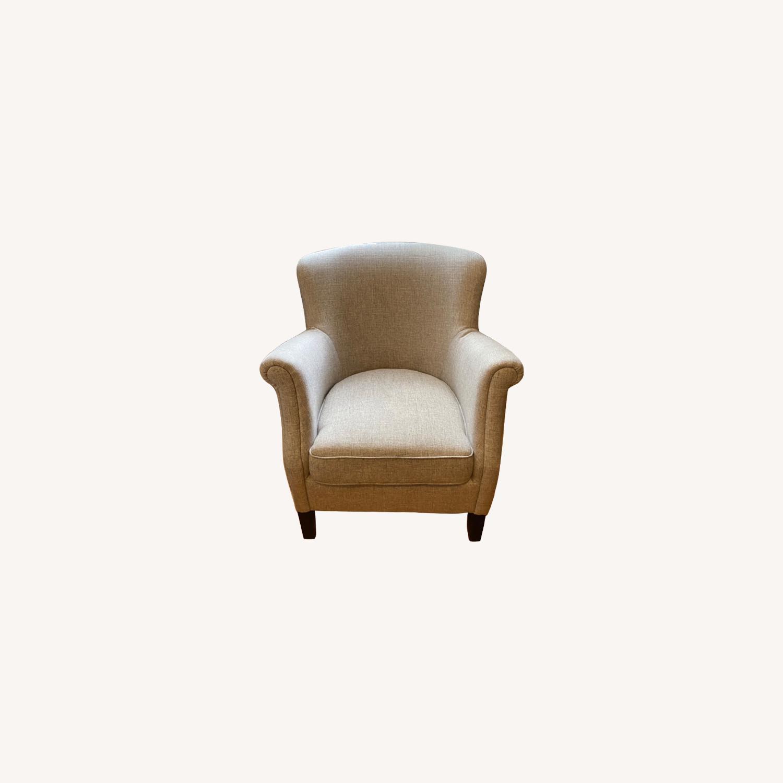 Pottery Barn SoMa Lyndon Upholstered Armchair - image-0