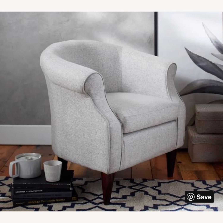Pottery Barn SoMa Lyndon Upholstered Armchair - image-1