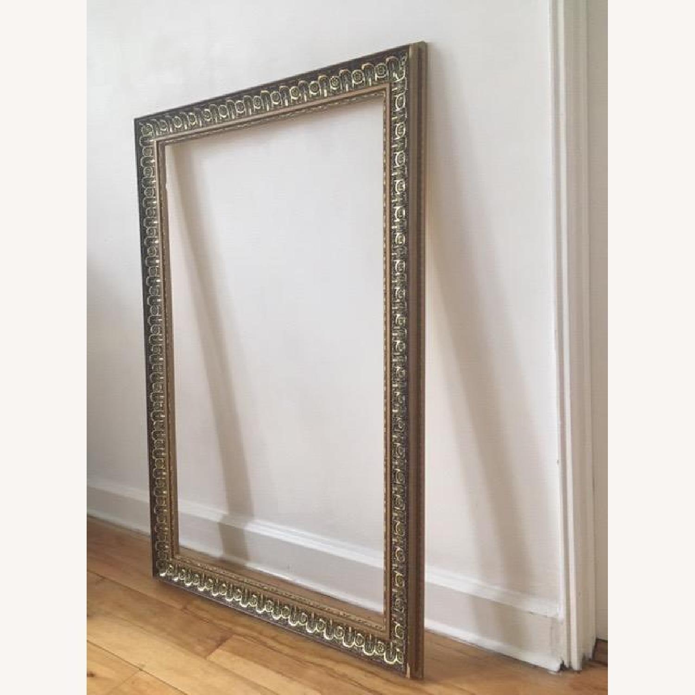 Vintage Large Gold Frame - image-1