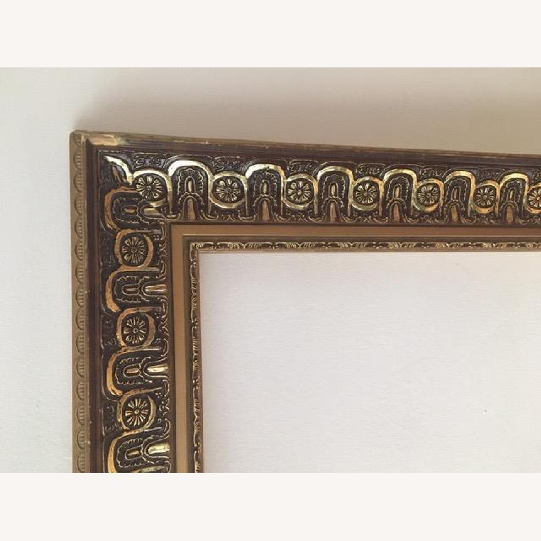 Vintage Large Gold Frame - image-2