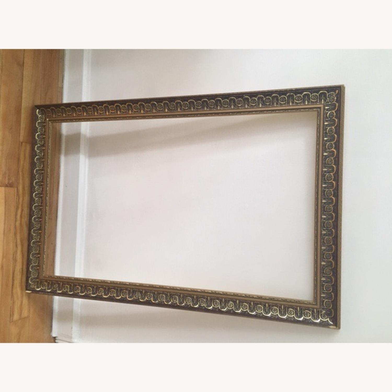 Vintage Large Gold Frame - image-3
