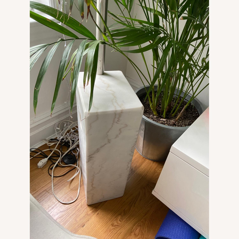 Modern In Designs Arco Floor Lamp (Marble base) - image-5