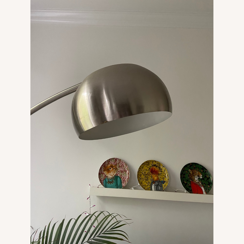 Modern In Designs Arco Floor Lamp (Marble base) - image-2