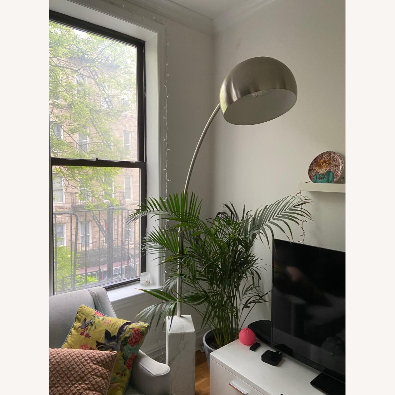 Modern In Designs Arco Floor Lamp (Marble base) - image-4