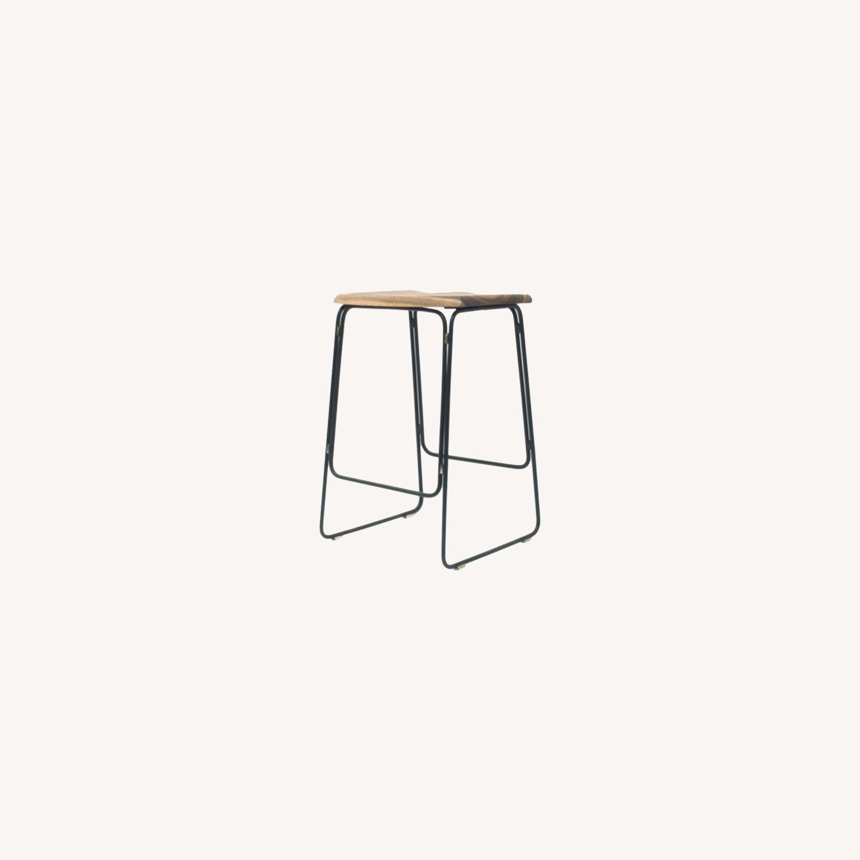 Organic Modernism Kitchen Counter Stool - image-0