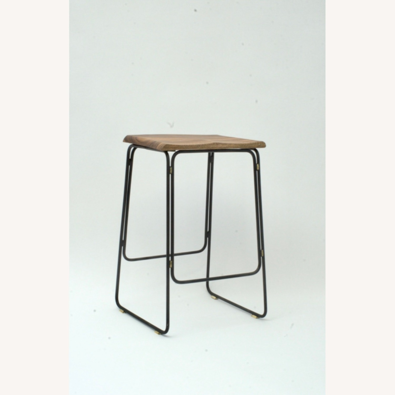 Organic Modernism Kitchen Counter Stool - image-4