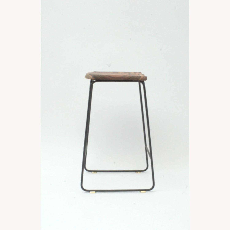 Organic Modernism Kitchen Counter Stool - image-3