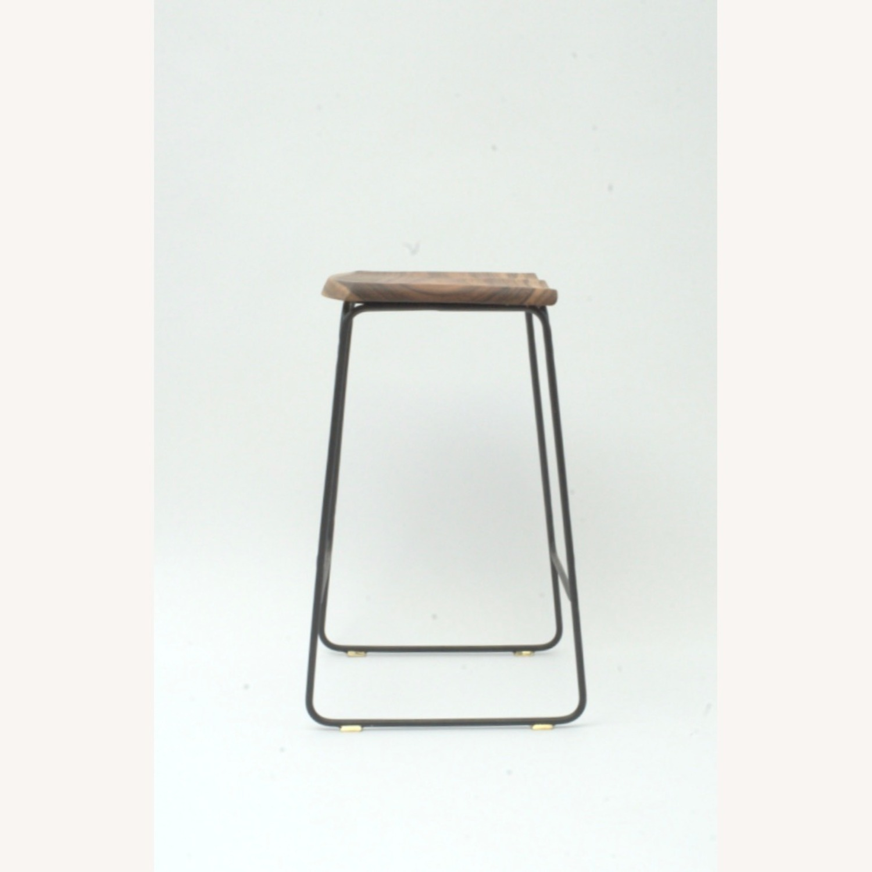 Organic Modernism Kitchen Counter Stool - image-8