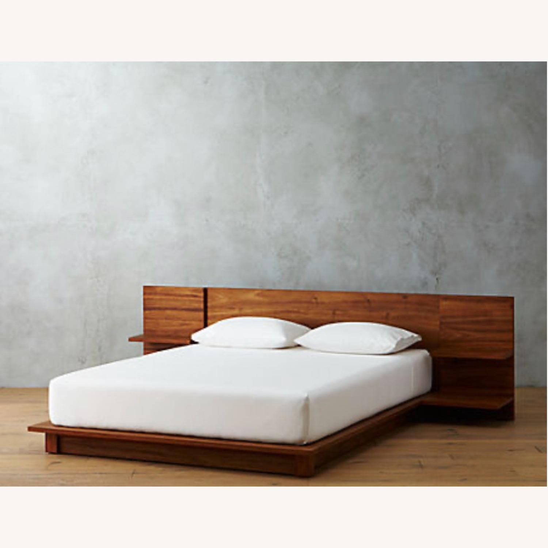 CB2 Rustic Queen Bed - image-2