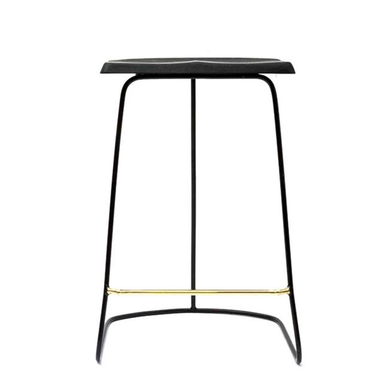 Organic Modernism Kitchen Counter Stool - image-5