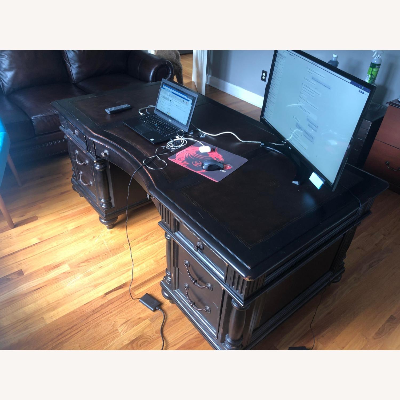 Tommy Bahama Executive Desk - image-3