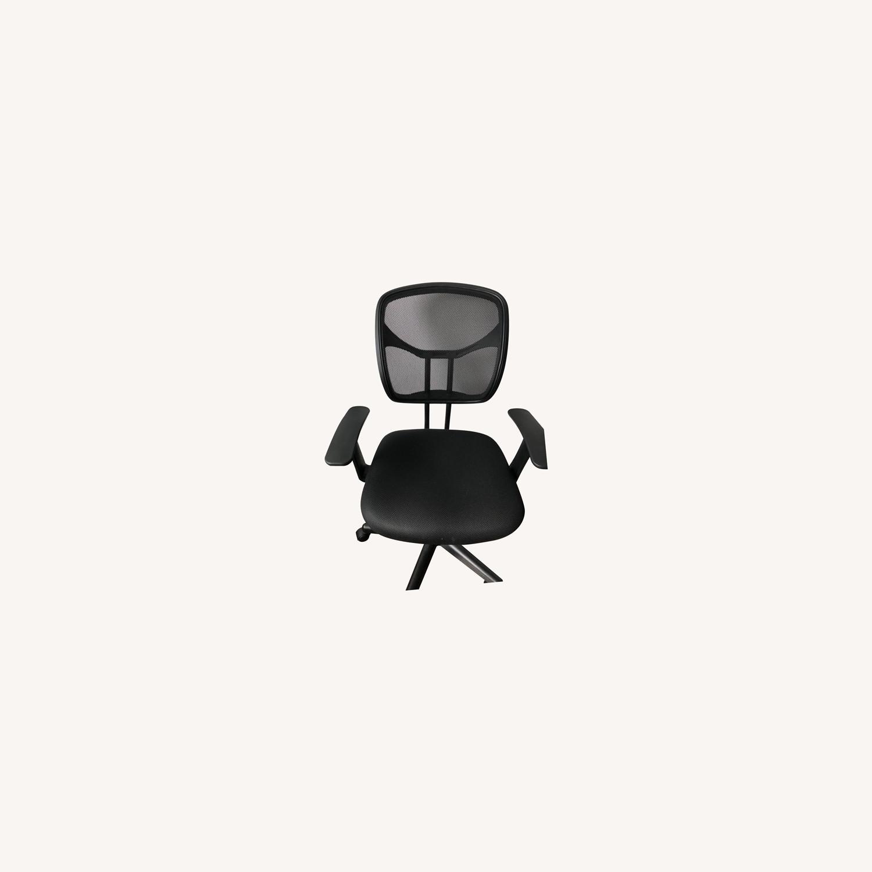 Mesh Adjustable Swivel Office Chair - image-0