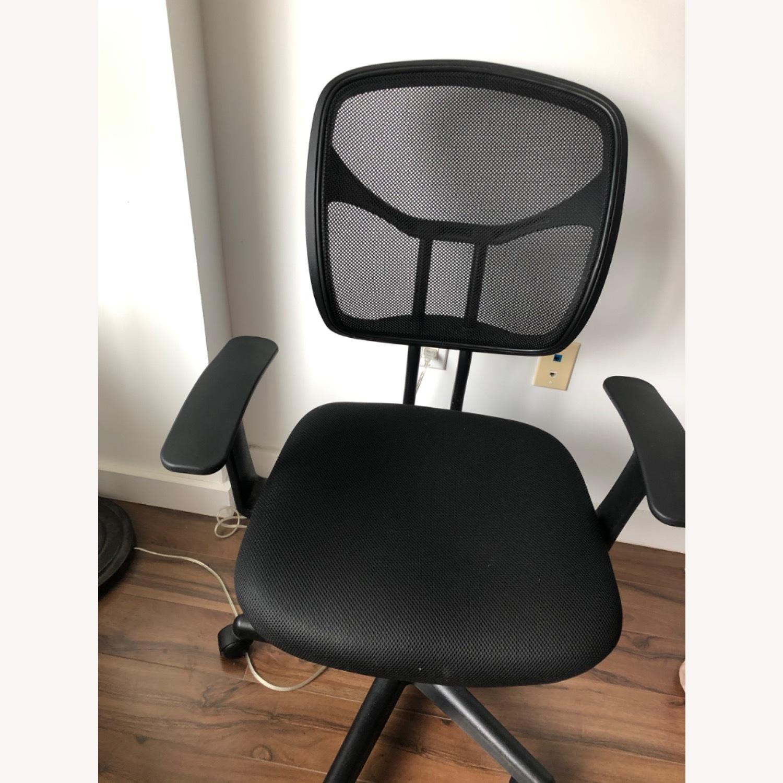 Mesh Adjustable Swivel Office Chair - image-1